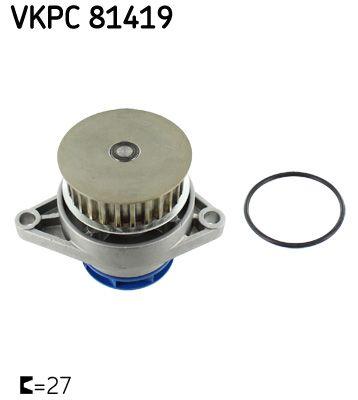 Artikelnummer VKPC 81419 SKF Preise