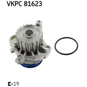 Bomba de água com códigos OEM 038121011A