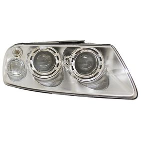Headlight for vehicles with headlamp levelling (automatic), for vehicles without bend lighting, for right-hand traffic with OEM Number 7L6941016AP