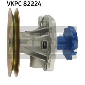 Wasserpumpe mit OEM-Nummer 5894583