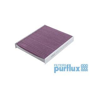 Filter, Innenraumluft Länge: 252mm, Breite: 216mm, Höhe: 32mm mit OEM-Nummer 6Q0819653B
