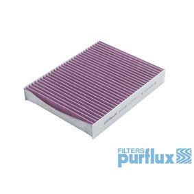 Luftfilter Länge: 240mm, Breite: 190mm, Höhe: 35mm mit OEM-Nummer 2S6J-19G244-AA