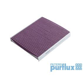 Filter, Innenraumluft Länge: 253mm, Breite: 233mm, Höhe: 29mm mit OEM-Nummer 5Q0 819 669