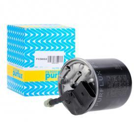 Fuel filter Height: 124mm with OEM Number 6510901652