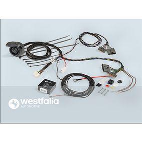 WESTFALIA  346145300113 Elektrosatz, Anhängevorrichtung