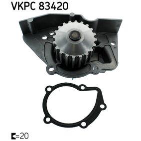 Wasserpumpe Art. Nr. VKPC 83420 120,00€