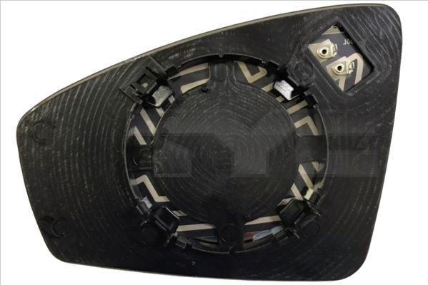 TYC  337-0289-1 Spiegelglas, Außenspiegel