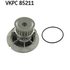 Wasserpumpe mit OEM-Nummer 6334 035