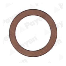 Уплътнителен пръстен, пробка за източване на маслото Ø: 20,0мм, дебелина: 1,50мм, вътрешен диаметър: 14,30мм с ОЕМ-номер N 138 492