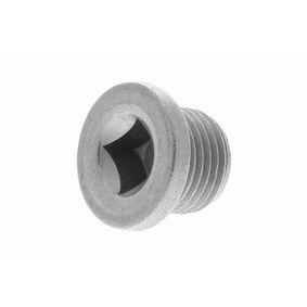 Tapón roscado, colector de aceite V42-0838 SAXO (S0, S1) 1.6 VTS ac 2004