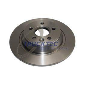 Bremsscheibe Bremsscheibendicke: 10,9mm, Lochanzahl: 5, Ø: 302mm mit OEM-Nummer LR027123