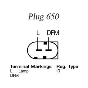 Lichtmaschine Rippenanzahl: 6 mit OEM-Nummer 99660301202