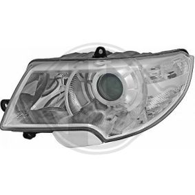 Hauptscheinwerfer für Fahrzeuge mit Leuchtweiteregelung mit OEM-Nummer 3T1 941 017 C