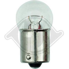 Gloeilamp, knipperlamp R10W, BA15s, 12V, 10W LID10131