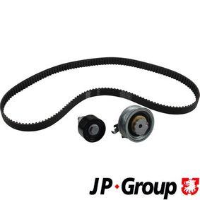 Polo 6R 1.2TSI 16V Zahnriemensatz JP GROUP 1112115110 (1.2TSI 16V Benzin 2019 CJZC)