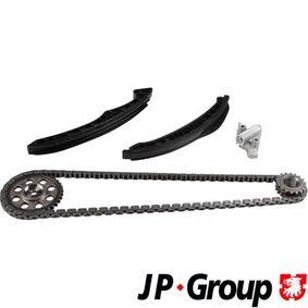 Polo 6R 1.2 Steuerkettensatz JP GROUP 1112502810 (1.2 Benzin 2017 CGPB)
