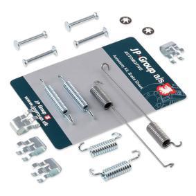 Accessory Kit, brake shoes 3364002110 PUNTO (188) 1.2 16V 80 MY 2006