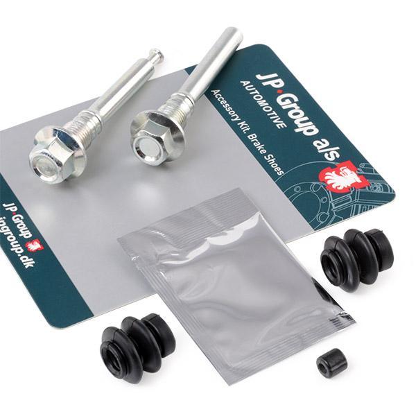 Guide Sleeve Kit, brake caliper JP GROUP 4061951110 expert knowledge