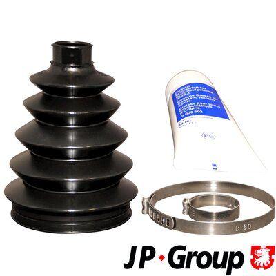 JP GROUP  4143600810 Faltenbalgsatz, Antriebswelle Höhe: 118mm