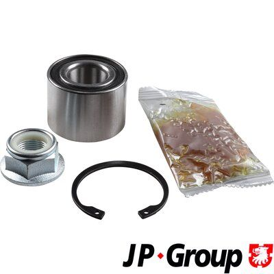 JP GROUP  4351301510 Radlagersatz Ø: 52mm, Innendurchmesser: 25mm