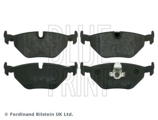 BLUE PRINT  ADB114234 Bremsbelagsatz, Scheibenbremse Breite: 45,0mm, Dicke/Stärke 1: 17mm