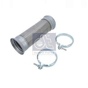 Flexrohr, Abgasanlage mit OEM-Nummer 620 490 0465 S1