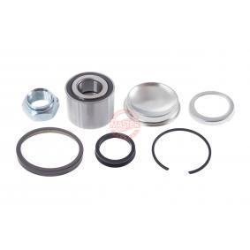 Wheel Bearing Kit Ø: 52mm, Inner Diameter: 25mm with OEM Number 43210 AZ300