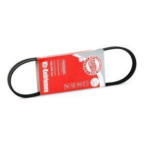 V-Ribbed Belts 4PK665-PCS-MS PUNTO (188) 1.2 16V 80 MY 2002