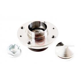 Wheel Bearing Kit 6552-SET-MS Corsa Mk3 (D) (S07) 1.4 MY 2014