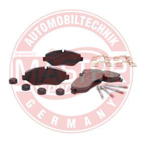 Bremsbelagsatz, Scheibenbremse Breite: 163,1mm, Höhe: 67,1mm, Dicke/Stärke: 20,7mm mit OEM-Nummer 2E06 98151