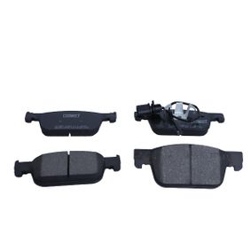 Kit de plaquettes de frein, frein à disque Largeur: 155,2mm, Hauteur: 63,8mm, Épaisseur: 17,0mm avec OEM numéro 8W0-698-151Q