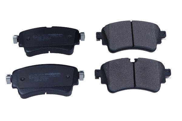 Brake Pads 19-3609 MAXGEAR 19-3609 original quality