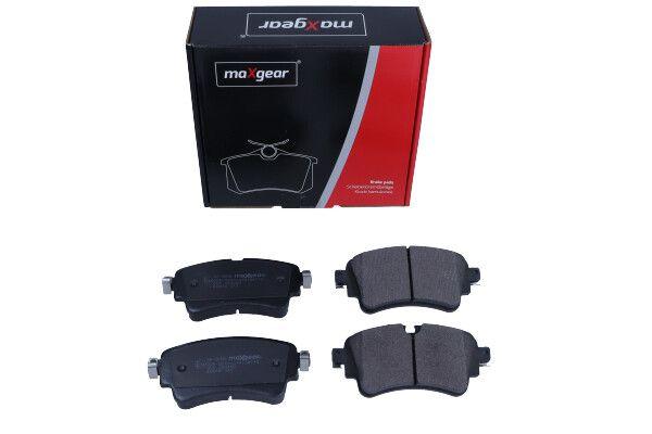 Disk brake pads MAXGEAR 19-3609 rating