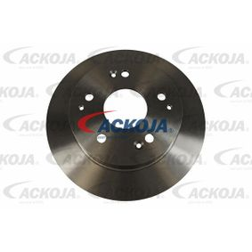 2002 Honda Civic Mk7 2.0 i Sport Brake Disc A26-40006