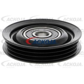 2009 Nissan Note E11 1.4 Deflection / Guide Pulley, v-ribbed belt A38-0336