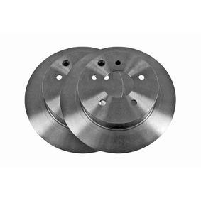 Brake Disc A38-80010 Qashqai / Qashqai +2 I (J10, NJ10) 1.6 dCi MY 2013