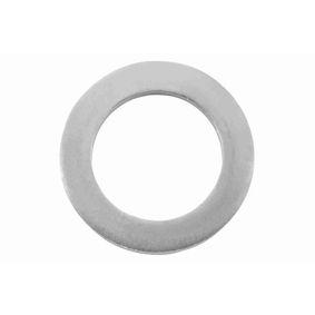 Уплътнителен пръстен, пробка за източване на маслото Ø: 22мм, дебелина: 2мм, вътрешен диаметър: 14мм с ОЕМ-номер 995641400