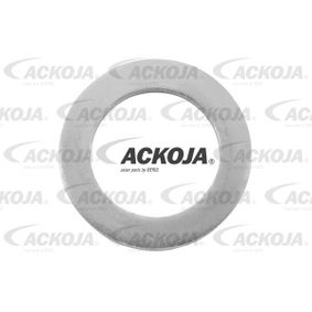 Seal, oil drain plug Ø: 22mm, Thickness: 2mm, Inner Diameter: 14mm with OEM Number 995641400