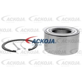 Wheel Bearing Kit A70-0133 RAV 4 II (CLA2_, XA2_, ZCA2_, ACA2_) 1.8 (ZCA25_, ZCA26_) MY 2005