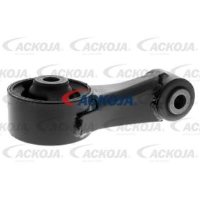 Engine Mounting with OEM Number 12363 0Q 010