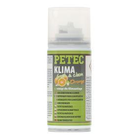 Klimaanlagenreiniger PETEC 71460 für Auto (Sprühdose, silikonfrei, Inhalt: 150ml)