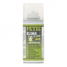 Klimaanlagenreiniger PETEC 71470 für Auto (Sprühdose, silikonfrei, Inhalt: 150ml)