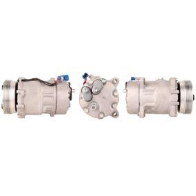 Klimakompressor Riemenscheiben-Ø: 119mm, Anzahl der Rillen: 6 mit OEM-Nummer 1 076 012