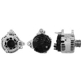 Lichtmaschine Rippenanzahl: 6 mit OEM-Nummer 06F903023AX