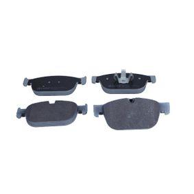 Bremsbelagsatz, Scheibenbremse Breite: 180,2mm, Höhe: 74,7mm, Dicke/Stärke: 18,4mm mit OEM-Nummer 3166528-8