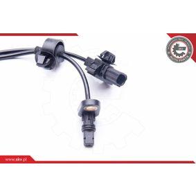 2018 Honda Civic 8th Gen 1.8 (FN1, FK2) Sensor, wheel speed 06SKV349