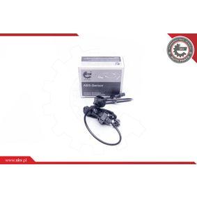2005 Honda Civic 8th Gen 1.8 (FN1, FK2) Sensor, wheel speed 06SKV350