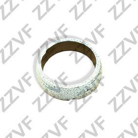 Dichtring, Abgasrohr Dicke/Stärke: 16mm, Innendurchmesser: 54mm, Ø: 68,5mm mit OEM-Nummer 14183-65D00