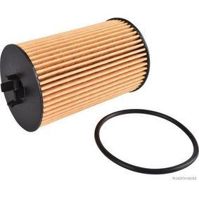 HERTH+BUSS JAKOPARTS  J1310906 Oil Filter Ø: 57mm, Inner Diameter: 21,5mm