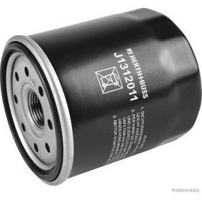Filtro de aceite J1312011 Yaris Hatchback (_P1_) 1.4 D-4D (NLP10_) ac 2001